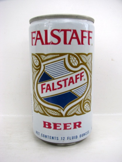 Falstaff - blue & gold - DS