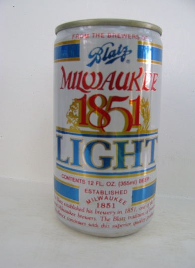Milwaukee 1851 Light