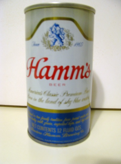 Hamm's Beer - SS - 3 cities - T/O