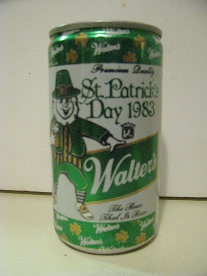 Walter's - St Patrick's Day 1983