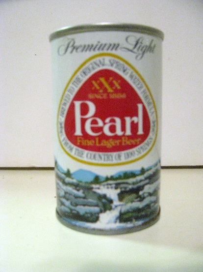 Pearl Premium Light - SS - 8oz