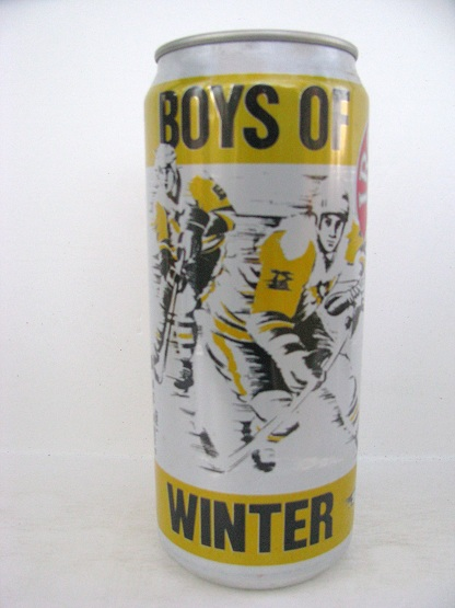Iron City - Penguins - Boys of Winter - 16oz