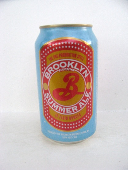 Brooklyn Summer Ale - 'The Pre-Prohibitiion Style'