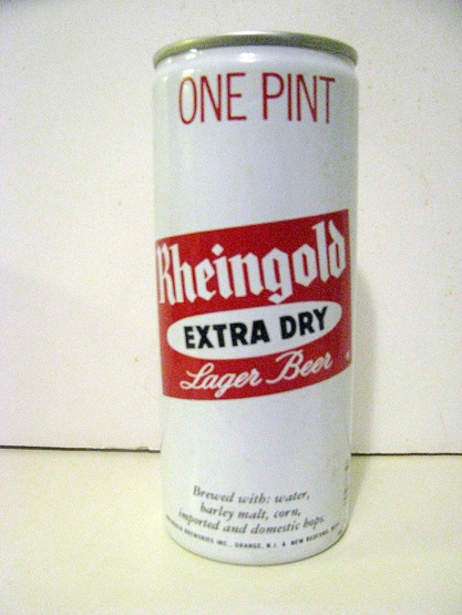 Rheingold - One Pint - 16oz