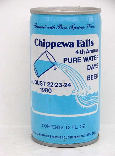 Chippewa Falls Pure Water Days 1980 - 4th Annual