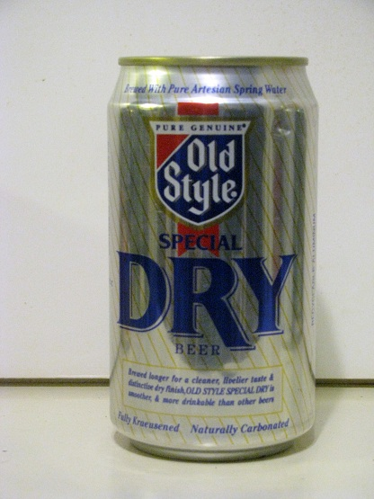 Old Style Special Dry