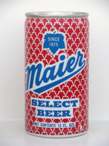 Maier Select Beer - General - aluminum