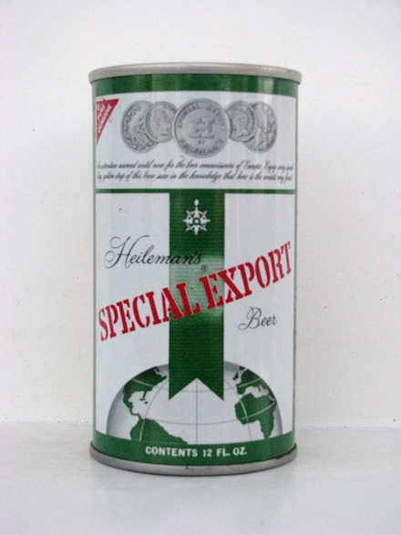Heileman's Special Export - SS - T/O