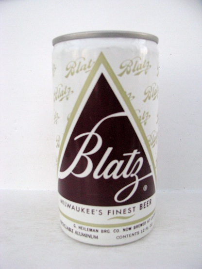 Blatz - Milwaukee's Finest Beer - dull