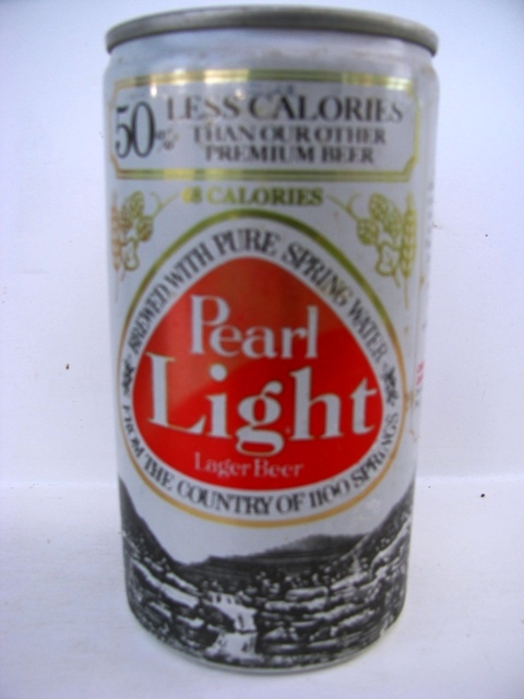 Pearl Light - 68 calories in gold