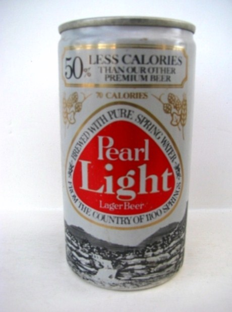 Pearl Light - 70 calories in gold