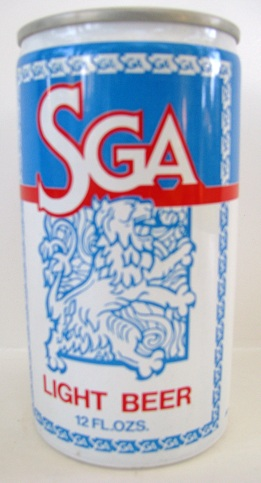 SGA Light - blue/white