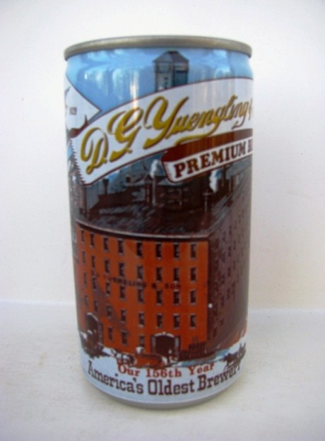 Yuengling - Our 156th Year - metallic