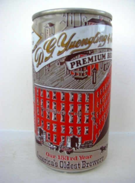 Yuengling - Our 153rd Year - aluminum