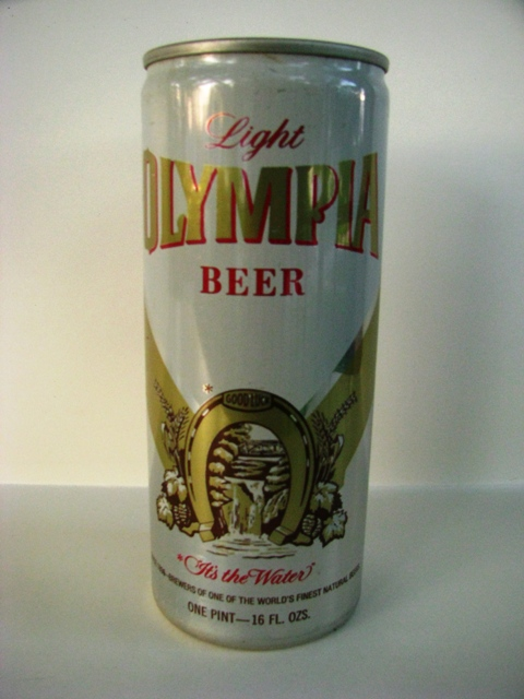 Olympia Light - 16oz test