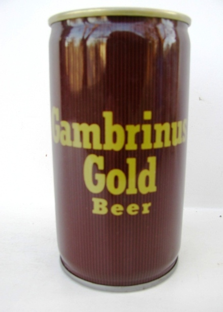 Gambrinus Gold - crimped
