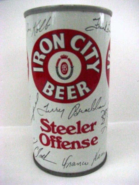 Iron City - Steeler Offense - T/O