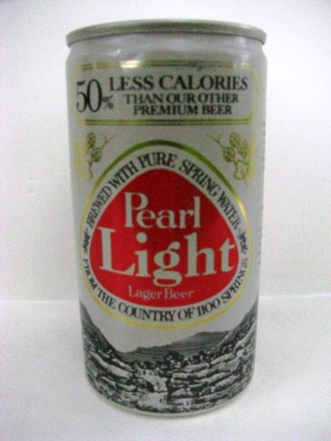 Pearl Light - 50% Less Calories
