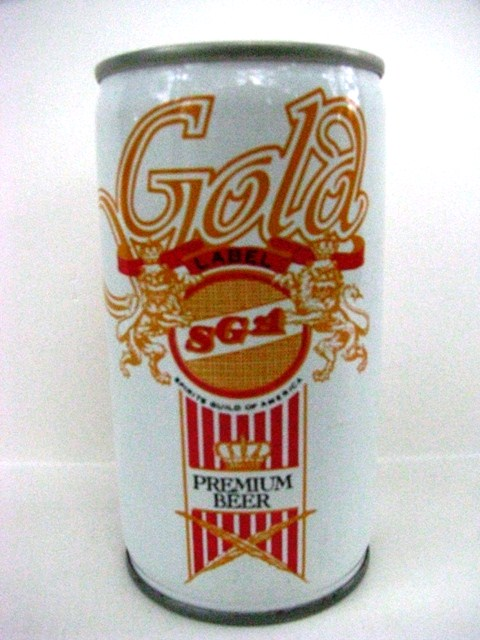 SGA Gold - crimped
