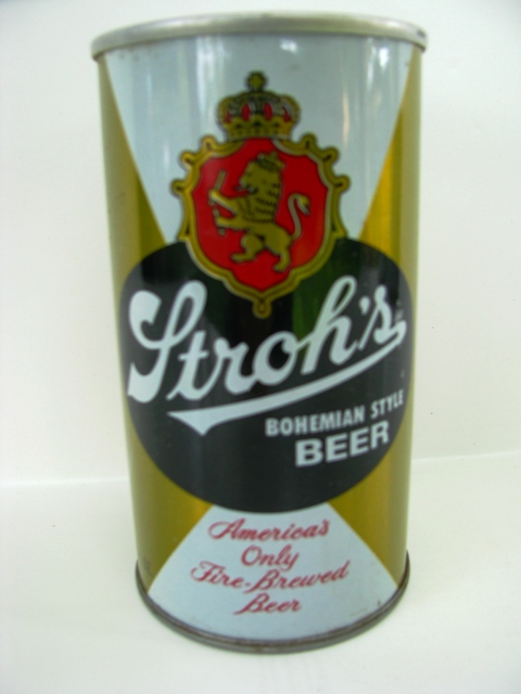 Stroh's - 'Fight Litter' - T/O