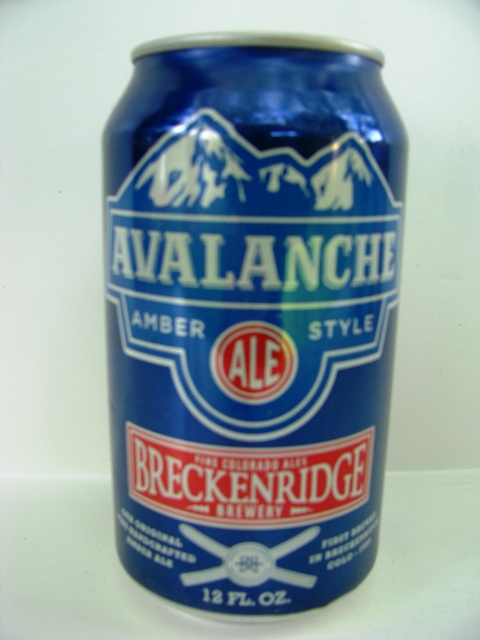 Avalanche Amber Style Ale
